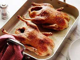 roast duck recipe ina garten food network