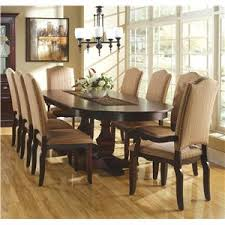 oval dining table set for 6 canadel custom dining furniture at turk furniture joliet la salle