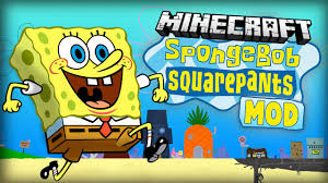 spongebob squarepants mod 1 7 10 bottom 9minecraft net