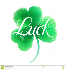 good luck clover stock photos image 9965973