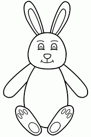 knuffle bunny coloring page easter bunny coloring pages free of picure graph page for