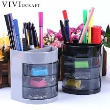 Colorful Desk Accessories Vividcraft Creative Desk Accessories Pencil Holder Colorful Multi