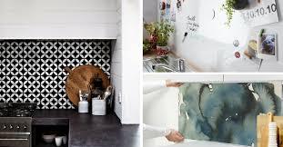 conseils cuisine crédence cuisine en 47 photos idées conseils inspirations
