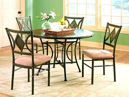 zinc top round dining table zinc top dining table medium size of kitchen metal table metal