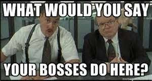 Office Boss Meme - office space boss quotes profile picture quotes