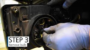 how to change the light bulbs on an iveco 75 e16 truck youtube