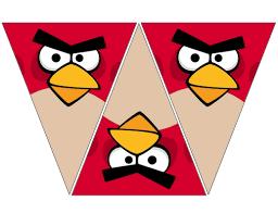 74 angry bird birthday printables images angry