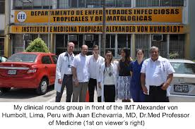my experience in peru college of public health the ohio state