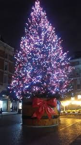 file christmas tree covent garden christmas 2016 london united