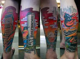 11 best baltimore orioles tattoos images on pinterest baltimore