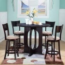 Kitchen Bistro Table And 2 Chairs 2 Chair Pub Table Sets Foter