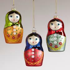 russian doll decorations rainforest islands ferry