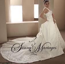robe de mariã e traine robes de mariée avec traine le de la mode