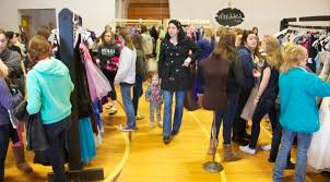 downeast dresses students gather east for free prom dresses east