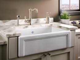 Kitchen Faucet For Farmhouse Sinks Home Depot Farmhouse Sink In Compelling Ing Shop This