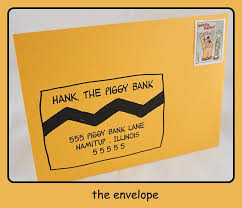 real invitation a charlie brown inspired birthday piggy bank