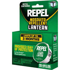 repel mosquito repellent lantern refill hg 94129 the home depot