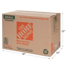Home Depot Deal Of Day by The Home Depot 16 In L X 12 In W X 12 In D Small Box 1001004