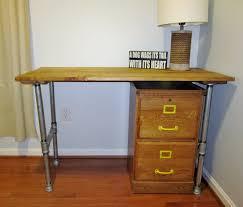 the 5 hour industrial pipe desk of gutz u0026 glitz