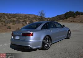 audi 2016 2016 audi a6 3 0t review with video