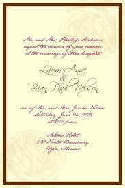 Sample Of Wedding Invitation Cards Wording Friends Wedding Invitation Card Indian Wedding Invitation Wording