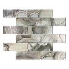 abaco glass mosaic 12in x 12in 100248293 floor and decor