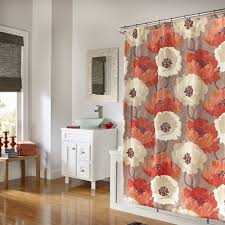 Cassandra Shower Curtain by M Style Ms8950 Tang Poppies Shower Curtain The Mine