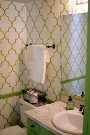 Wallpaper In Bathroom Ideas by 33 Best Wonderous Wallpaper Images On Pinterest Textured