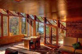 frank lloyd wright home interiors welcome to the seth peterson cottage a 1958 frank lloyd wright