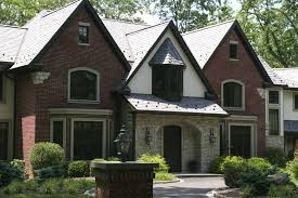 brick with stucco and stone combinations exterior pinterest