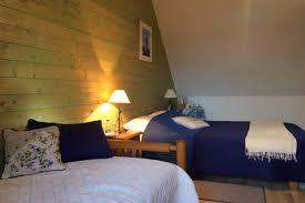 chambres d hotes carantec chambres d hôtes la berjonette à 200 m de la mer et du gr 34