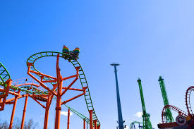 Six Flags Dates Another Not California Report Six Flags New England California