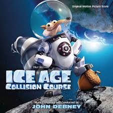ice age collision original motion picture score john