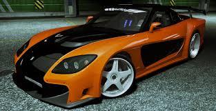 mazda rx7 drift fnf tokyo drift 1997 mazda rx 7 veilside fortune gta5 mods com