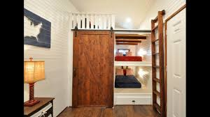 House Bunk Beds 32 Tiny House Has Built In Bunk Beds For The Kiddos