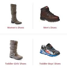kmart womens boots kmart buy one get one for 1 00 17 99 2 shoes
