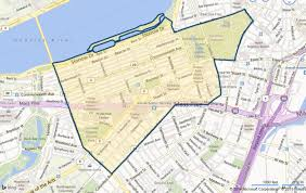 Boston Hubway Map by Peta Back Bay Boston Jpg