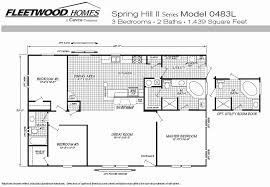 1999 fleetwood mobile home floor plan 25 best of 1998 fleetwood mobile home floor plans apcicine org