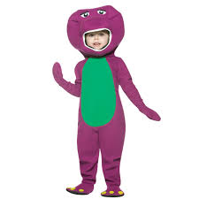 barney friends barney child costume barney costume