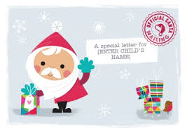 personalised cards for christmas with kid moonpig