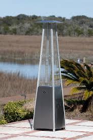 Garden Radiance Patio Heater by Fire Sense Pyramid Flame 40 000 Btu Propane Patio Heater U0026 Reviews