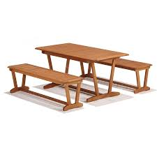 Wood Camping Table Wooden Furniture Outdoor Garden Furniture Robert Dyas