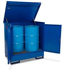 Fuel Storage Cabinet Drumbank Fuel Drum Storage Armorgard Security Products