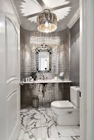 Black And Silver Bathroom Ideas Pin By Jacques Fernot On Top Kitchens Pinterest Powder Room