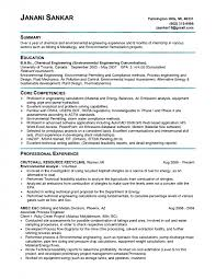 Key Competencies Resume 10 Cv For Internship In Engineering Resume Resume Format For