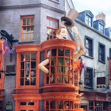 Harry Potter Home Wizarding World Of Harry Potter Travel Diary Orlando March