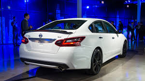 midnight nissan altima nissan offers midnight edition package for six models