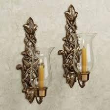Votive Wall Sconce Shining Seahorse Tealight Or Votive Wall Sconce Home Decor That