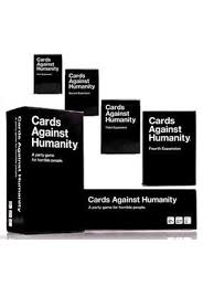 cards against humanity expansion cards against humanity card set expansion packs 1 2 3 4 5