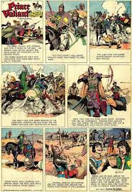 299 best hal foster images on pinterest prince comic strips and